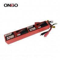 ONBO 70C 12S 44.4V 5200mAh lipo