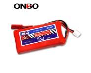 ONBO 20C 2S 7.4V 850mAh lipo