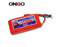 ONBO 20C 2S 7.4V 1050mAh lipo