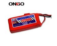 ONBO 20C 2S 7.4V 1350mAh lipo