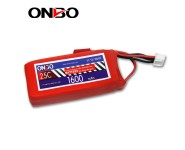 ONBO 25C 3S 11.1V 1600mAh lipo