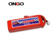 ONBO 25C 2S 7.4V 2200mAh lipo