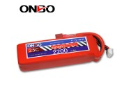ONBO 25C 3S 11.1V 2200mAh lipo