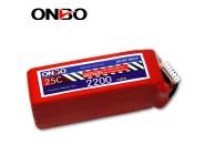 ONBO 25C 6S 22.2V 2200mAh lipo