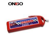 ONBO 25C 2S 7.4V 2600mAh lipo