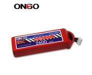 ONBO 25C 5S 18.5V 2600mAh lipo