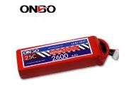 ONBO 25C 4S 14.8V 2600mAh lipo