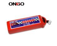 ONBO 25C 4S 14.8V 3700mAh lipo