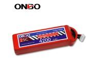 ONBO 25C 4S 14.8V 4200mAh lipo