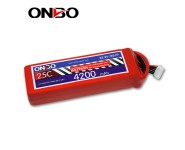 ONBO 25C 6S 22.2V 4200mAh lipo