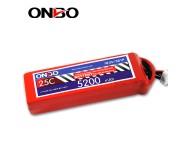 ONBO 25C 5S 18.5V 5200mAh lipo