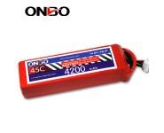 ONBO 45C 4S 14.8V 4200mAh lipo