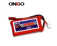 ONBO 35C 3S 11.1V 360mAh lipo