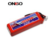 ONBO 35C 4S 14.8V 5200mAh lipo