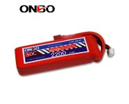 ONBO 50C 2S 7.4V 2200mAh lipo