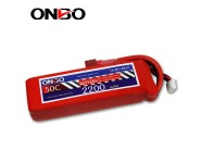 ONBO 50C 4S 14.8V 2200mAh lipo