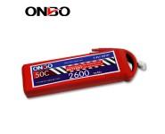 ONBO 50C 2S 7.4V 2600mAh lipo