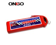 ONBO 50C 2S 7.4V 4200mAh lipo