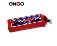 ONBO 50C 6S 22.2V 5200mAh lipo