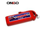 ONBO 60C 2S 7.4V 2200mAh lipo