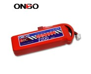 ONBO 60C 3S 11.1V 2200mAh lipo