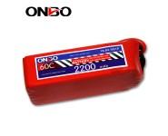 ONBO 60C 5S 18.5V 2200mAh lipo
