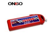 ONBO 60C 2S 7.4V 2600mAh lipo