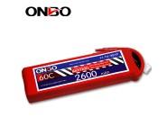 ONBO 60C 3S 11.1V 2600mAh lipo