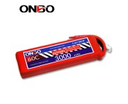 ONBO 60C 2S 7.4V 3000mAh lipo