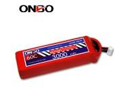 ONBO 60C 4S 14.8V 3000mAh lipo
