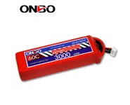 ONBO 60C 6S 22.2V 3000mAh lipo