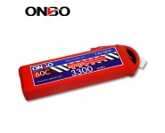 ONBO 60C 2S 7.4V 3300mAh lipo
