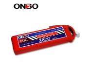 ONBO 60C 3S 11.1V 3800mAh lipo