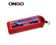 ONBO 60C 4S 14.8V 3800mAh lipo