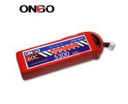 ONBO 60C 4S 14.8V 5300mAh lipo