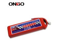 ONBO 70C 2S 7.4V 2700mAh lipo