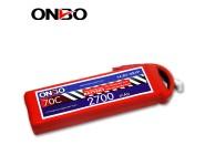 ONBO 70C 4S 14.8V 2700mAh lipo