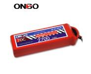 ONBO 70C 6S 22.2V 2700mAh lipo