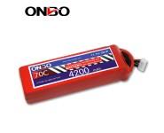 ONBO 70C 3S 11.1V 4200mAh lipo