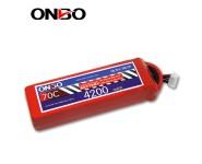 ONBO 70C 5S 18.5V 4200mAh lipo