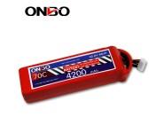 ONBO 70C 6S 22.2V 4200mAh lipo