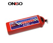 ONBO 70C 4S 14.8V 4700mAh lipo