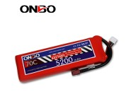ONBO 70C 3S 11.1V 5200mAh lipo