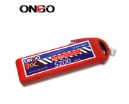 ONBO 70C 4S 14.8V 5200mAh lipo