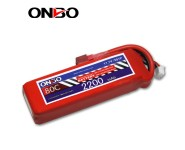 ONBO 80C 3S 11.1V 2200mAh lipo