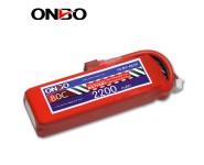 ONBO 80C 4S 14.8V 2200mAh lipo