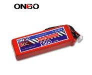 ONBO 80C 4S 14.8V 2800mAh lipo