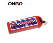 ONBO 80C 5S 18.5V 3300mAh lipo