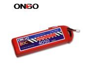 ONBO 80C 2S 7.4V 4050mAh lipo