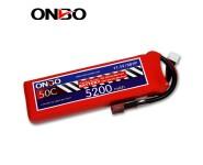 ONBO 50C 3S 11.1V 5200mAh lipo